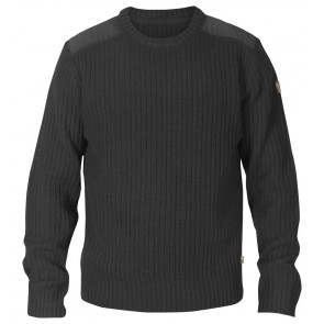 FjallRaven Sarek Knit Sweater Dark Grey-20