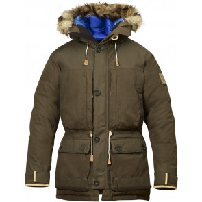 FjallRaven Expedition Down Parka No.1 Dark Olive-20