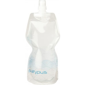 Platypus SoftBottle 1L w/ Closure Cap Waves-20
