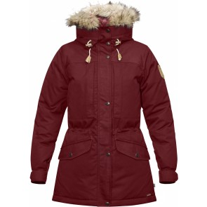 FjallRaven Singi Down Jacket W Red Oak-20