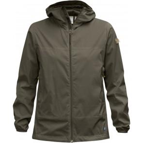 FjallRaven Abisko Windbreaker Jacket W Tarmac-20