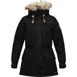 FjallRaven Singi Down Jacket W Black-20