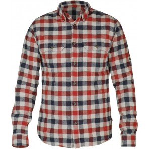 FjallRaven Skog Shirt Red-20