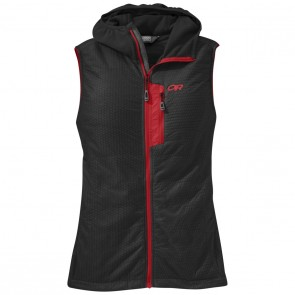Outdoor Research OR Women's Deviator Vest black/flame-20