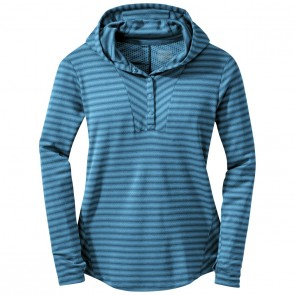 Outdoor Research OR Women's Keara Hooded Henley oasis-20