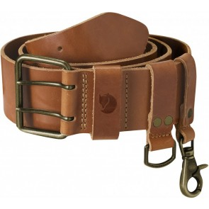 FjallRaven Equipment Belt Leather Cognac-20