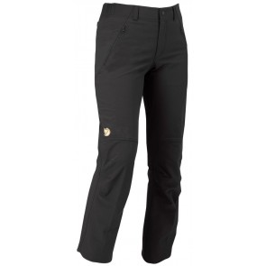 FjallRaven Oulu Trousers W. Black-20