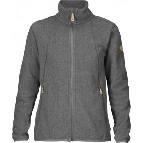 FjallRaven Stina Fleece Dark Grey-20