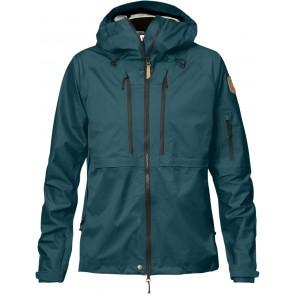 FjallRaven Keb Eco-Shell Jacket W Glacier Green-20