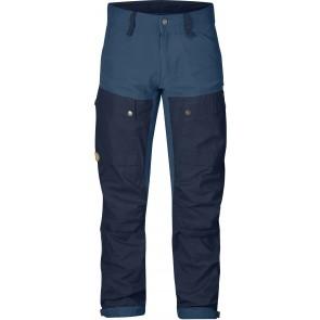 FjallRaven Keb Trousers Regular Dark Navy-20