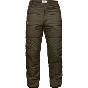 FjallRaven Varmland Padded Trousers Dark Olive-20