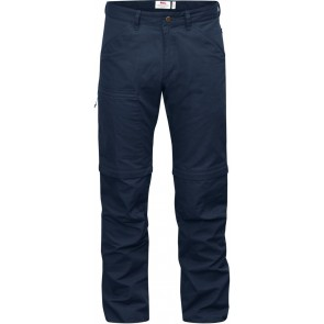 FjallRaven High Coast Trousers Zip-Off Navy-20