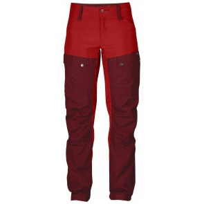 FjallRaven Keb Trousers W. Ox Red-20