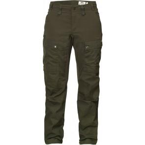 FjallRaven Lappland Hybrid Trousers W Dark Olive-20