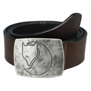 FjallRaven Murena Silver Belt Leather Brown-20