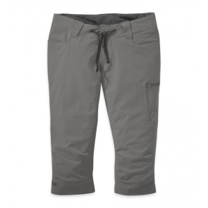 Outdoor Research Women's Ferrosi Capris pewter-20