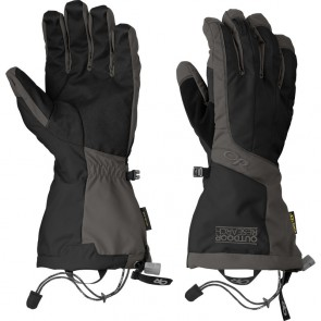 Outdoor Research MenŽs Arete Gloves 189-BLACK/CHARCOAL-20