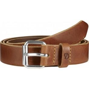 FjallRaven Sarek Belt 2,5 cm. Leather Cognac-20