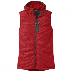 Outdoor Research OR Men's Deviator Vest hot sauce/charcoal-20