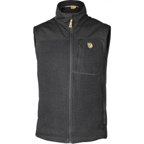 FjallRaven Buck Fleece Vest Graphite-20