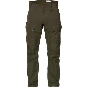 FjallRaven Lappland Hybrid Trousers Dark Olive-20