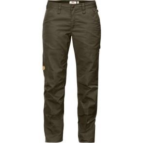 FjallRaven Barents Pro Jeans W Dark Olive-20