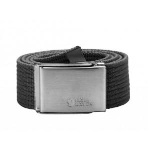 FjallRaven Canvas Belt Dark Grey-20