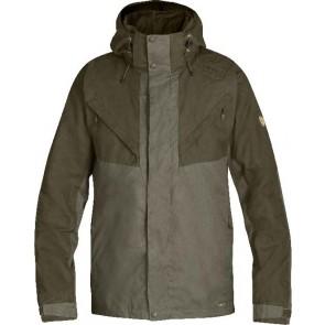 FjallRaven Drev Jacket Dark Olive-20