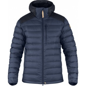 FjallRaven Keb Touring Down Jacket Storm-Night Sky-20