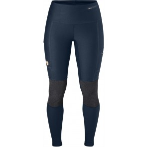 FjallRaven Abisko Trekking Tights W Navy-20