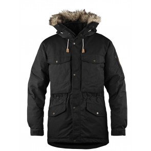 FjallRaven Singi Down Jacket Black-20