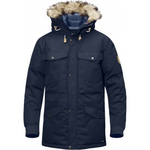 FjallRaven Singi Down Jacket Dark Navy-20