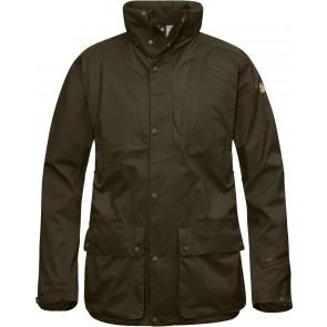 FjallRaven Varmland Eco-Shell Jacket Dark Olive-20