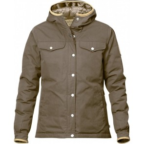 FjallRaven Greenland No.1 Down Jacket W Taupe-20