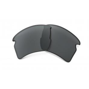 Oakley Repl. Lens Flak 2.0 Xl BLACK IRIDIUM-20