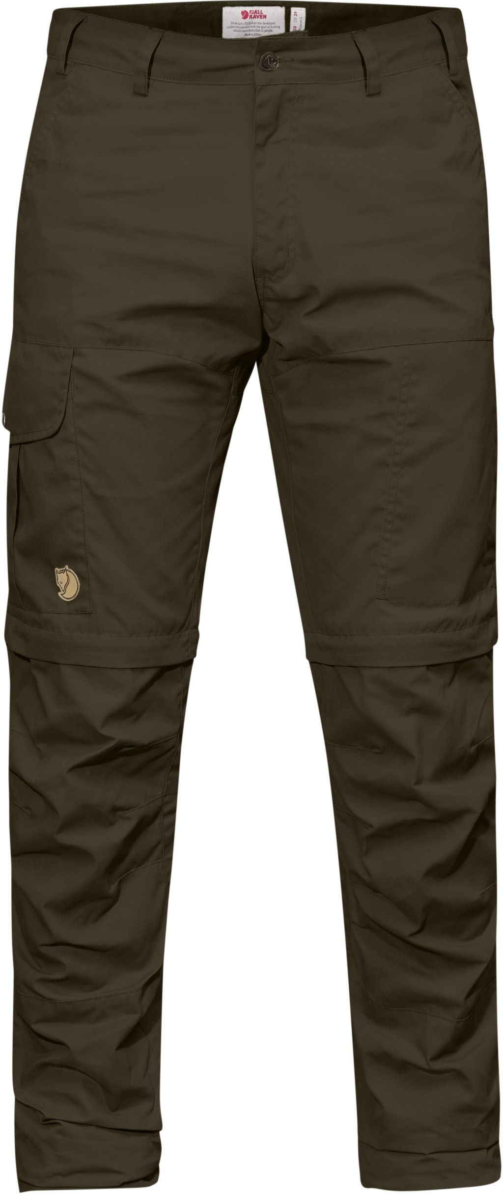 FjallRaven Karl Pro Zip-Off Trousers