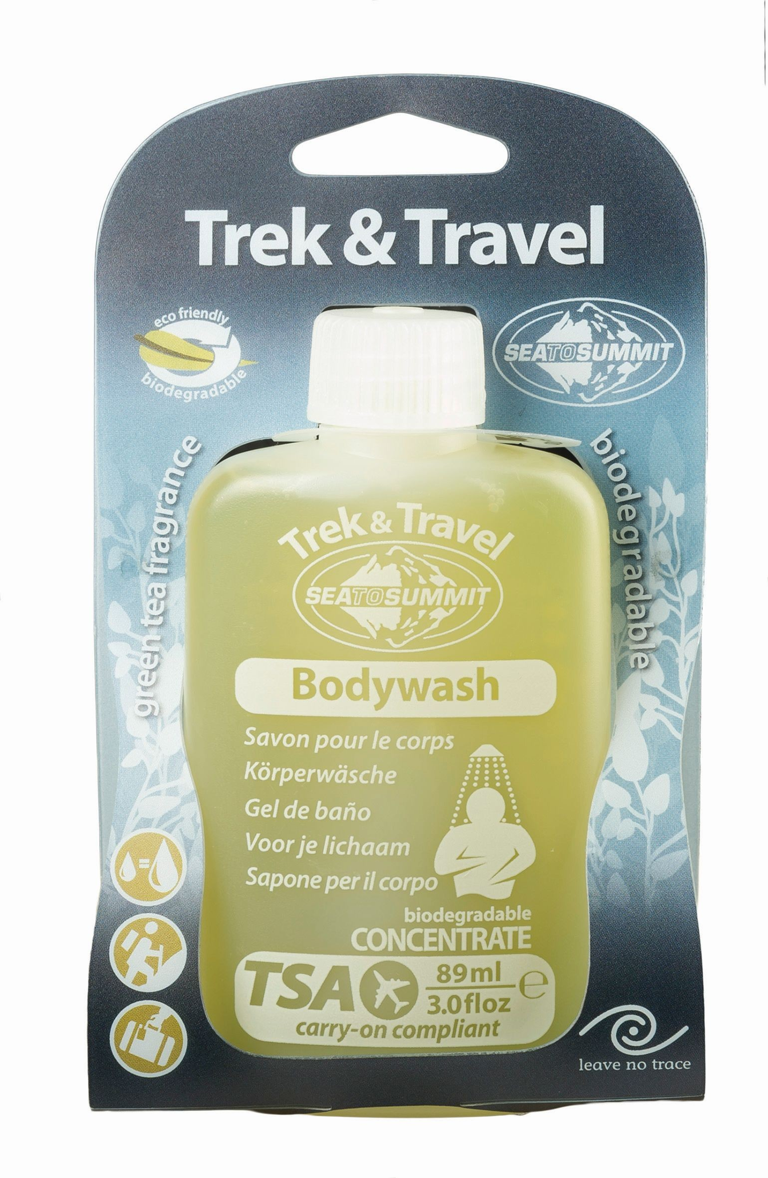 Sea To Summit Trek & Travel Liquid Body Wash 89ml/3,0oz