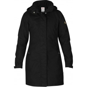 FjallRaven Una Jacket Black-20