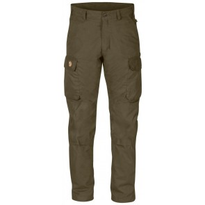 FjallRaven Brenner Winter Trousers Dark Olive-20