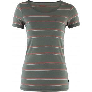 FjallRaven High Coast Stripe T-Shirt W Navy-20
