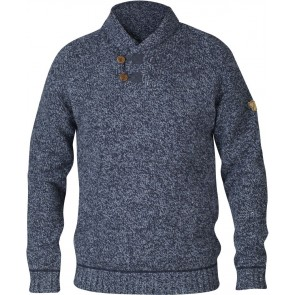 FjallRaven Lada Sweater Dark Navy-20