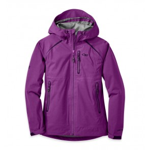 Outdoor Research Women's Clairvoyant Jacket wisteria-20