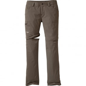 Outdoor Research Women´s Equinox Convert Pants Mushroom-20