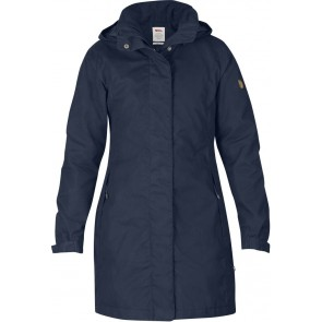 FjallRaven Una Jacket Dark Navy-20