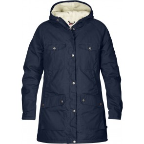FjallRaven Greenland Winter Parka W Dark Navy-20