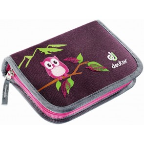 Deuter Pencil Box aubergine-magenta-20