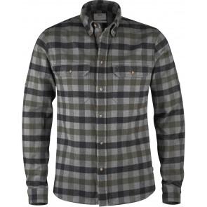 FjallRaven Skog Shirt Black-20