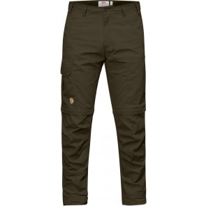 FjallRaven Karl Pro Zip-Off Trousers Dark Olive-20