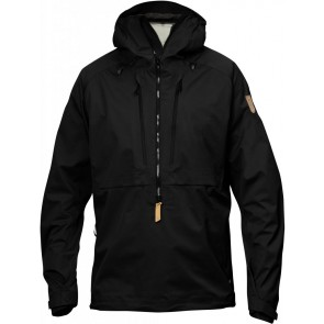 FjallRaven Keb Eco-Shell Anorak Black-20