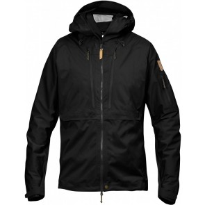 FjallRaven Keb Eco-Shell Jacket Black-20